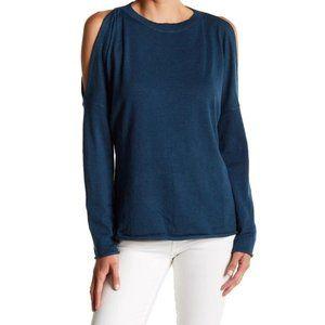 John + Jenn Cold Shoulder Sweater XS